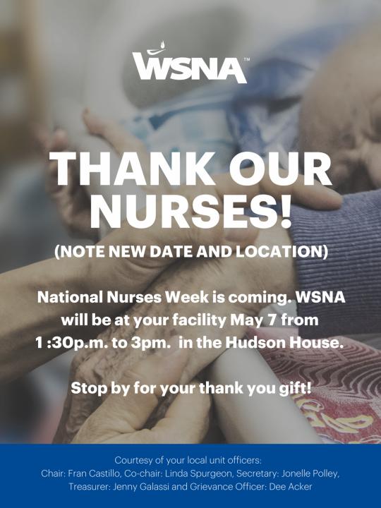 Walla Walla Nurses Week 2018