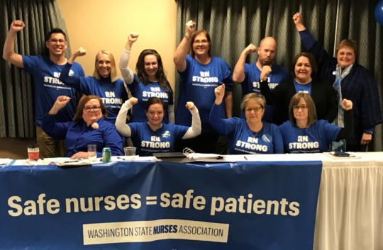 Wsna Rn Strong Negotiating Team 2