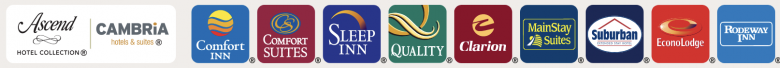 Choice Hotels logos