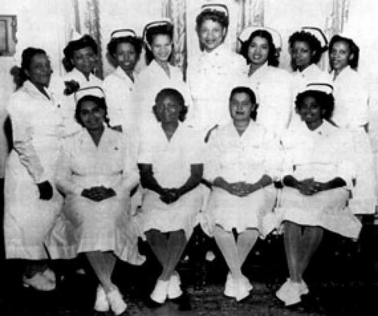 the 1940s washington state nurses association