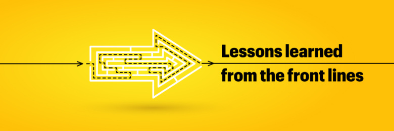 Lessons learned banner 2