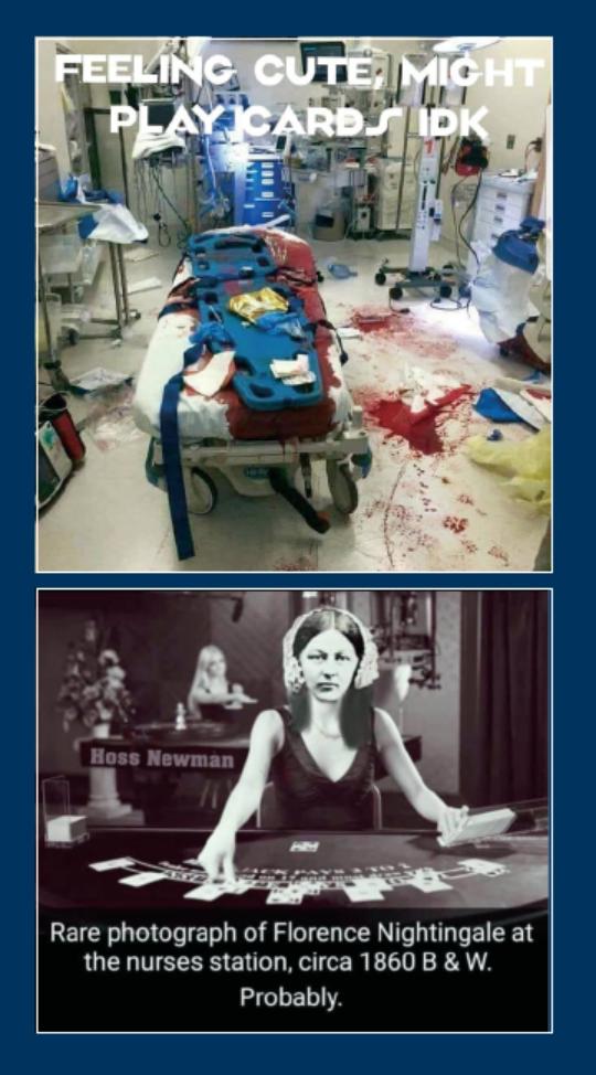 2104 wa nurse cards memes