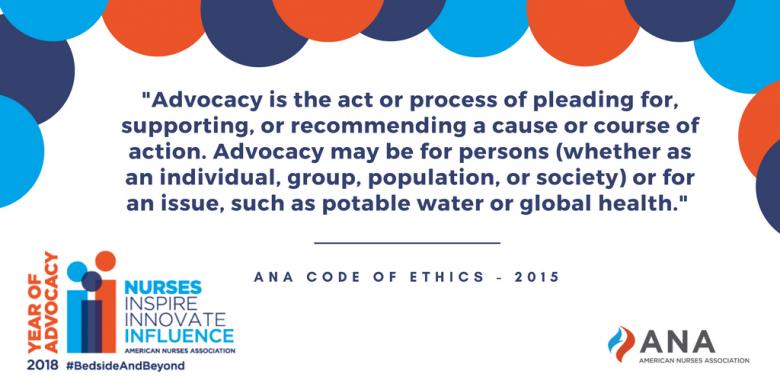 Advocacy Definition