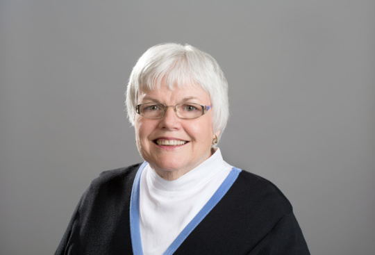 Judy Huntington 2015
